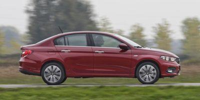 "Fiat Tipo Sedan: ""Born to be a Sedan"""