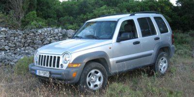 Jeep Cherokee 3.7 L (+VIDEO) MY 2007-Test Drive