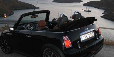 Mini Cooper S Sidewalk MY(2008)-Test Drive