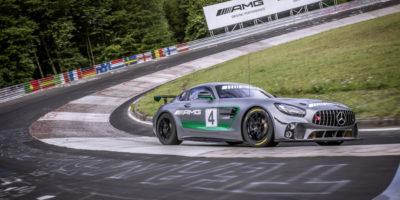 Mercedes-AMG GT4 – πρώτη φορά στο Nürburgring