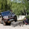 Nissan ΝAVARA καθ' οδόν για την Αμερική (Video)