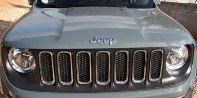 Jeep Renegade 1.6D  MultiJet II 6-Speed Auto -Test Drive