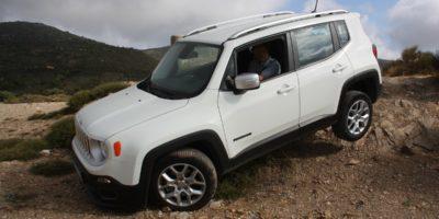 Jeep Renegade 1.4 MultiAir 4Χ4 (+Video)-Test Drive