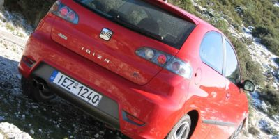 Seat Ibiza FR MY2008-Test Drive