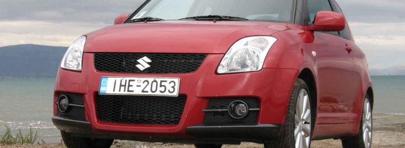 Suzuki Swift Sport MY 2007- Test Drive+ Video