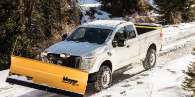Nissan TITAN XD..για δεινούς χιονοδρόμους!