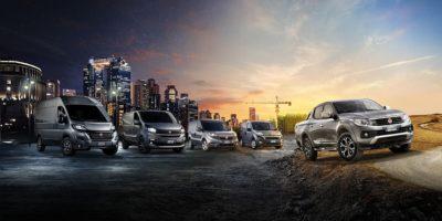 Η FIAT στην έκθεση CARGO TRUCK & VAN EXPO 2017