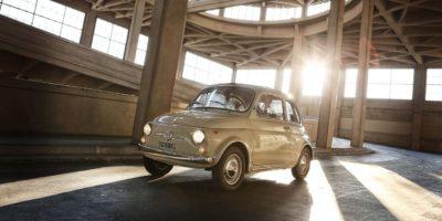 To Fiat 500 στο Μουσείο Μοντέρνας Τέχνης στη Νέα Υόρκη ( Video)