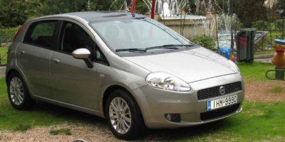 Tο Fiat Grande Punto 1.4 T-JΕΤ-Test Drive (MY2008)