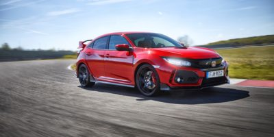 Honda Civic Type R  – Παγκόσμιο Αυτοκίνητο της Χρονιάς για Γυναίκες