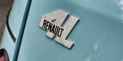 "Renault 4 ""Quatrelle-Ιστορία"