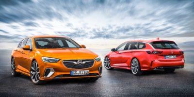 Opel Insignia GSi-Νέα