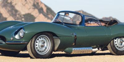 Jaguar XKSS is back!