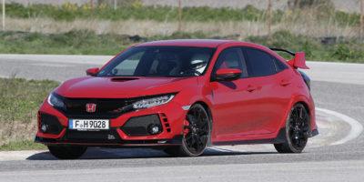 Honda Civic Type R -Παρουσίαση