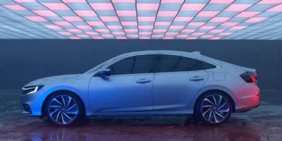 Honda Insight Prototype-Νέα