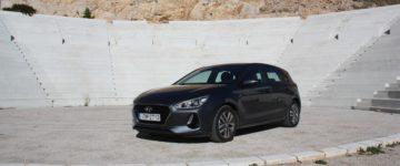Hyundai i30 CRDi Auto – Test Drive