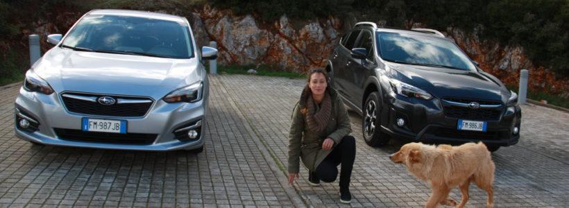 Subaru Impreza και Subaru XV- Σύντομη Γνωριμία (Video)