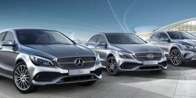 Mercedes-Benz – 1η στην premium κατηγορία στην Ελλάδα