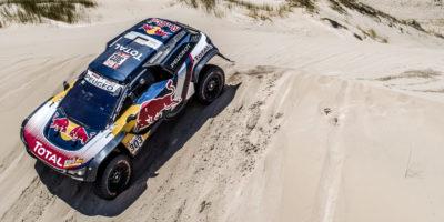 Rally Dakar 10η ημέρα – μπροστά η ομάδα της Peugeot