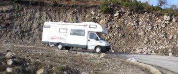 Fiat Ducato Camper: 2,600 χλμ. στο όριο-Test Drive (Not Really)-Οδοιπορικό.