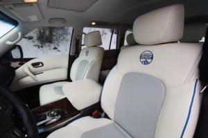 Nissan Armada Snow Patrol0