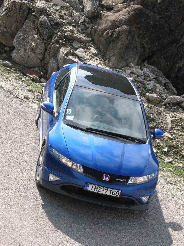 Honda Civic Tip S My 2008