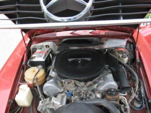 Mercedes Benz SLC 450 (W107) autoholix pic12