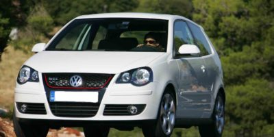 VW Polo GTi (MY 06)-Test Drive