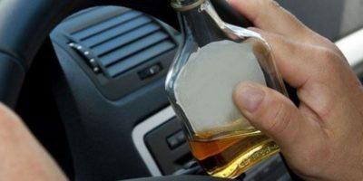 Οδήγηση υπό την επήρεια οινοπνεύματος και πρόκληση τροχαίου