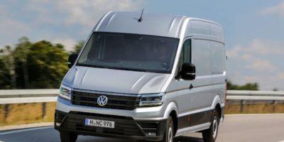 Νέο Volkswagen Crafter Van