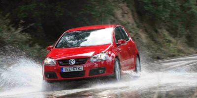 Golf GT 1.4 Twincharger. ΜΥ2006-Test Drive