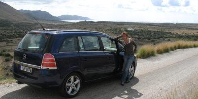 Opel Zafira 2.0T (MY 2006)-Test Drive