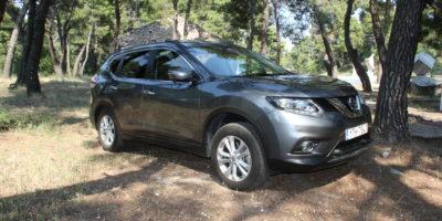 Nissan X-Trail 1,6 Diesel-Test Drive