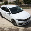 Fiat Tipo Hatchback 1.6D MY 2017-Test Drive
