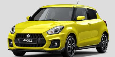 Νέο Suzuki Swift Sport