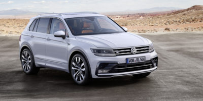 Volkswagen Tiguan – Νέοι Κινητήρες, Νέες Εκδόσεις, Νέες Τιμές