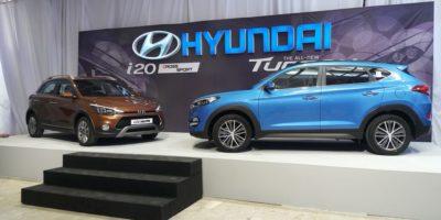 Τα Hyundai i20 και TUCSON κατακτούν την κορυφή στο Γερμανικό Auto Test 2017