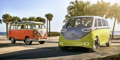 H κατασκευή ενός ηλεκτρικού VW Μicrobus που θα βασίζεται στο I.D. BUZZ concept