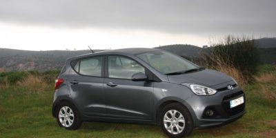 Hyundai i10 1.2-Test Drive