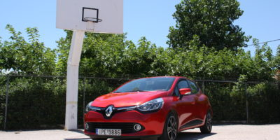 Renault Clio 1.5 dCi-Test Drive