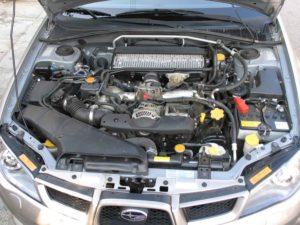 Subaru Impreza WRX 2.5 pic14