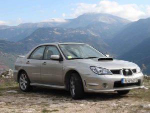 Subaru Impreza WRX 2.5 pic11