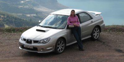 Subaru Impreza WRX 2.5 (MY 2007). Test & Video.-Test Drive