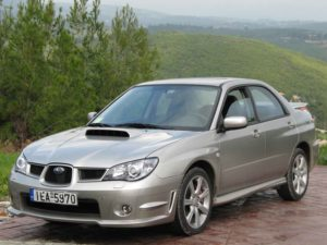 Subaru Impreza WRX 2.5 pic18