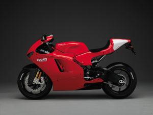 Ducati Desmosedici RR 1