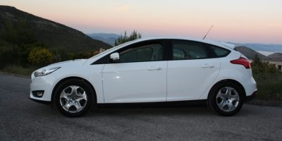 Ford Focus 1.5 TDCi (95 PS)-Test Drive