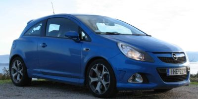Opel Corsa 1.6 OPC (+ Video) MY 2007-Test Drive