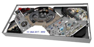 Η MINI στην Έκθεση Αυτοκινήτου της Φρανκφούρτης 2017