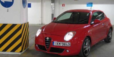 Alfa Romeo MiΤο 1.4 ΤΒ 155HP (2015)-Test Drive
