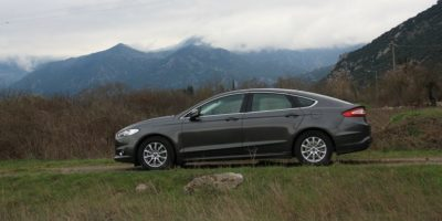Ford Mondeo 1.5 TDCi-Test Drive